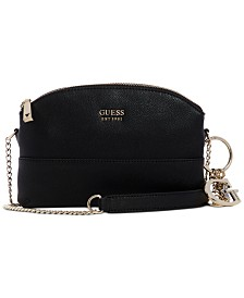 GUESS Lila Mini Double Zip Crossbody