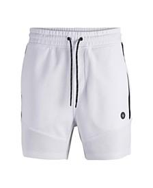 Jack & Jones Men's High Summer Sweat Shorts With Contrast Details