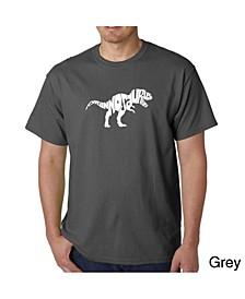 Men's Word Art T-Shirt - Tyrannosaurus Rex