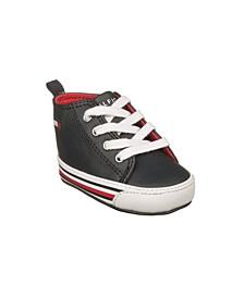 Infant Unisex Heritage Mid Layette Shoes