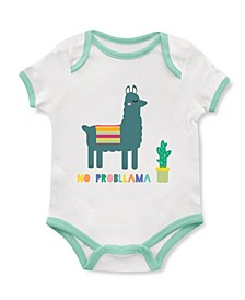 Baby Unisex No Probllama Bodysuit