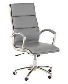 Bush Furniture Echo High Back Executive Chair