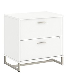 Method Lateral File Cabinet - Assembled