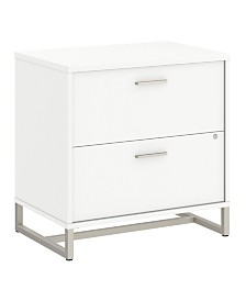 Kathy Ireland Office by Bush Furniture Method Lateral File Cabinet - Assembled