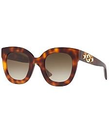 Gucci Sunglasses, GG0208S 49