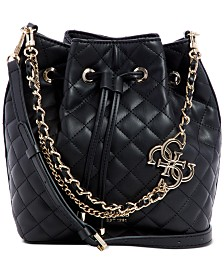 GUESS Miriam Bucket Bag