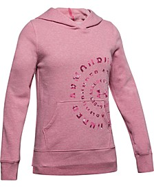 Big Girls Graphic-Print Fleece Hoodie
