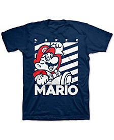 Big Boys Super Mario T-Shirt