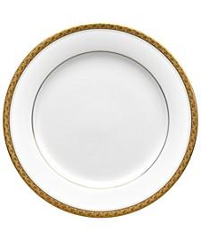 Charlotta Gold Salad Plate