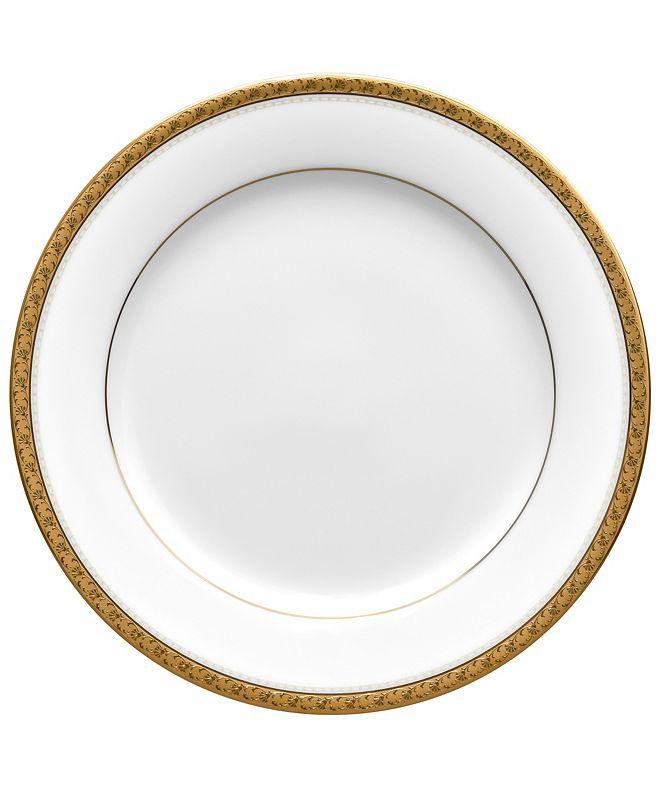 Noritake Charlotta Gold Salad Plate