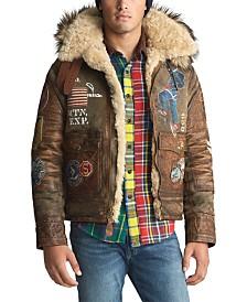 Polo Ralph Lauren Men's Hybrid Bomber Jacket