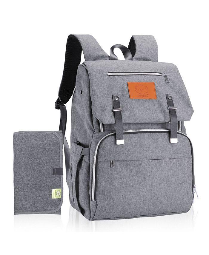 KeaBabies - Explorer Diaper Backpack