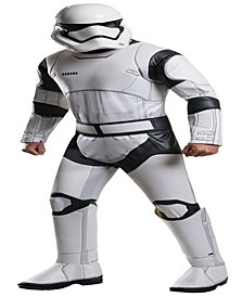 Star Wars The Force Awakens Men's Deluxe Stormtrooper Costume
