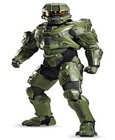 Buy Seasons Men's Halo Master Chief Ultra Prestige Costume