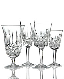 Stemware, Lismore Collection