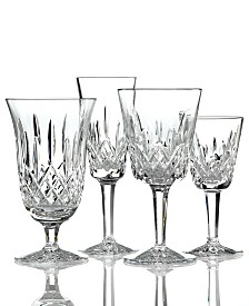 Waterford Stemware, Lismore Collection