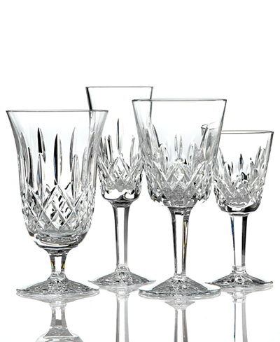 Waterford Stemware, Lismore Collection - Glassware ...