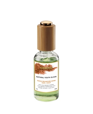 Addicted Beauty Natural Youth Elixir Hair Oil