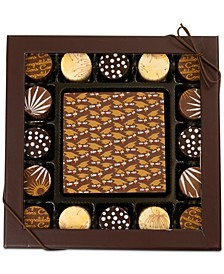 17-Pc. Graduation Gourmet Chocolate Truffles