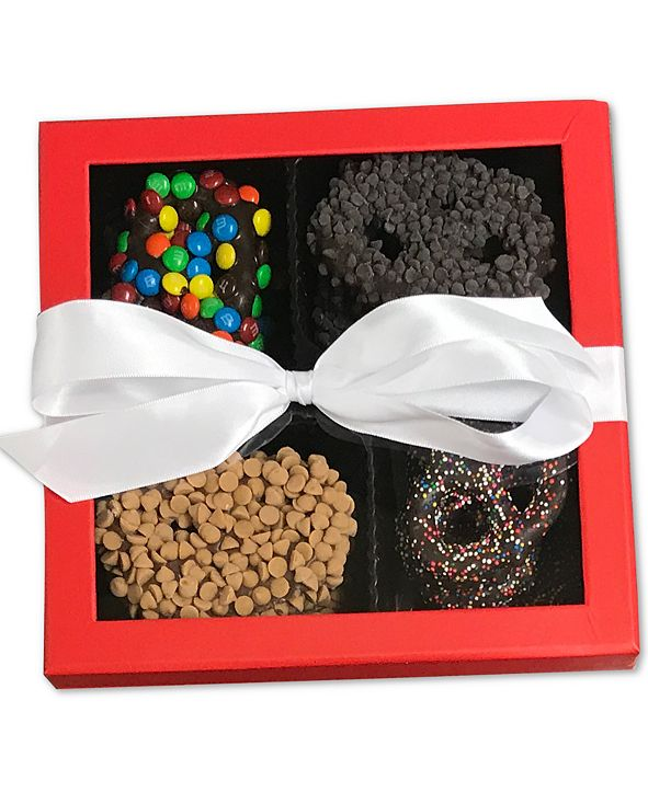 Chocolate Works 13-Pc. Pretzels Gift Box