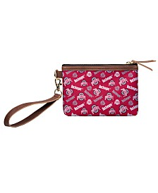 Forever Collectibles Ohio State Buckeyes Printed Collection Wristlet