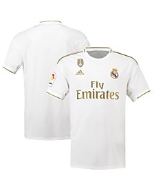 adidas Big Boys Real Madrid Club Team Home Stadium Jersey