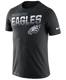 Nike Men's Philadelphia Eagles Sideline Legend Line of Scrimmage T-Shirt