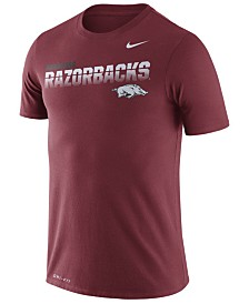 Nike Men's Arkansas Razorbacks Legend Sideline T-Shirt