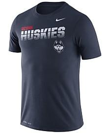 Nike Men's Connecticut Huskies Legend Sideline T-Shirt