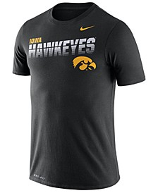 Men's Iowa Hawkeyes Legend Sideline T-Shirt