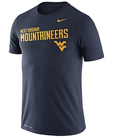 Men's West Virginia Mountaineers Legend Sideline T-Shirt