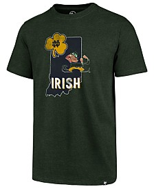'47 Brand Men's Notre Dame Fighting Irish Regional Landmark T-Shirt