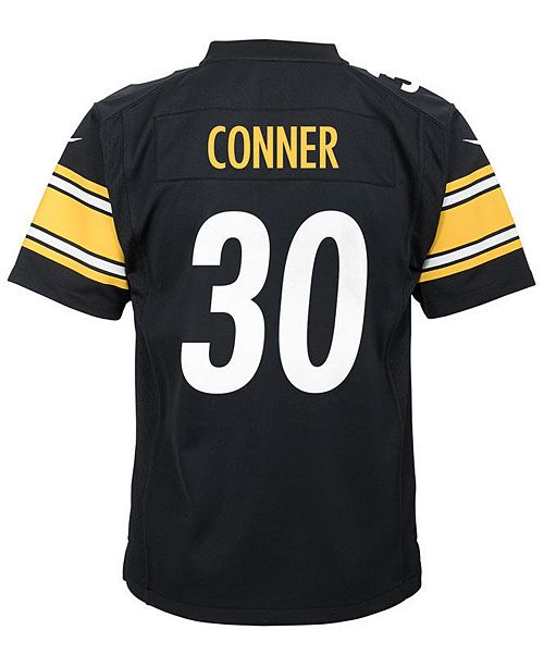 the best attitude c5920 a4941 Big Boys James Conner Pittsburgh Steelers Game Jersey