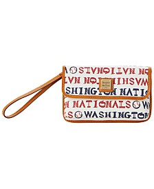 Dooney & Bourke Washington Nationals Milly Wristlet