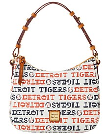 Dooney & Bourke Detroit Tigers Small Kiley Hobo Bag