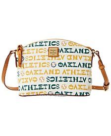 Dooney & Bourke Oakland Athletics Suki Crossbody Purse
