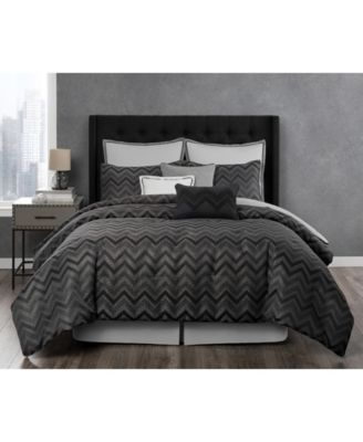Berkeley 4 Piece Queen Comforter Set