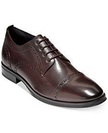 Men's Jefferson Grand 2.0 Cap-Toe Oxford