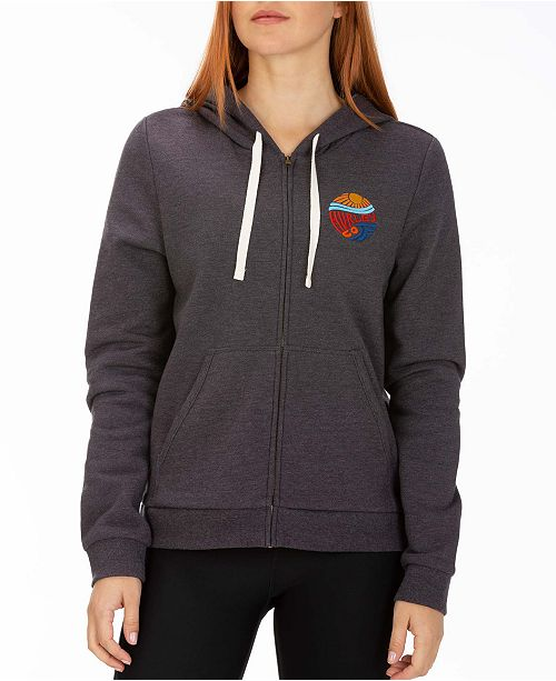Hurley Escaper Zip-Up Fleece Hoodie