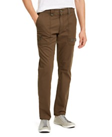 American Rag Men's Howitzer Regular-Fit Utility Pants, Created for Macy's