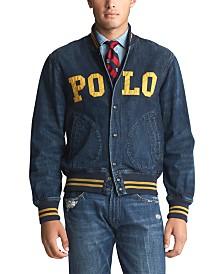 Polo Ralph Lauren Men's Logo Baseball Jacket