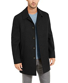 Men's Jake Classic-Fit Ledric Overcoat