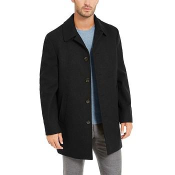 Ralph Lauren Men's Jake Classic-Fit Ledric Overcoat