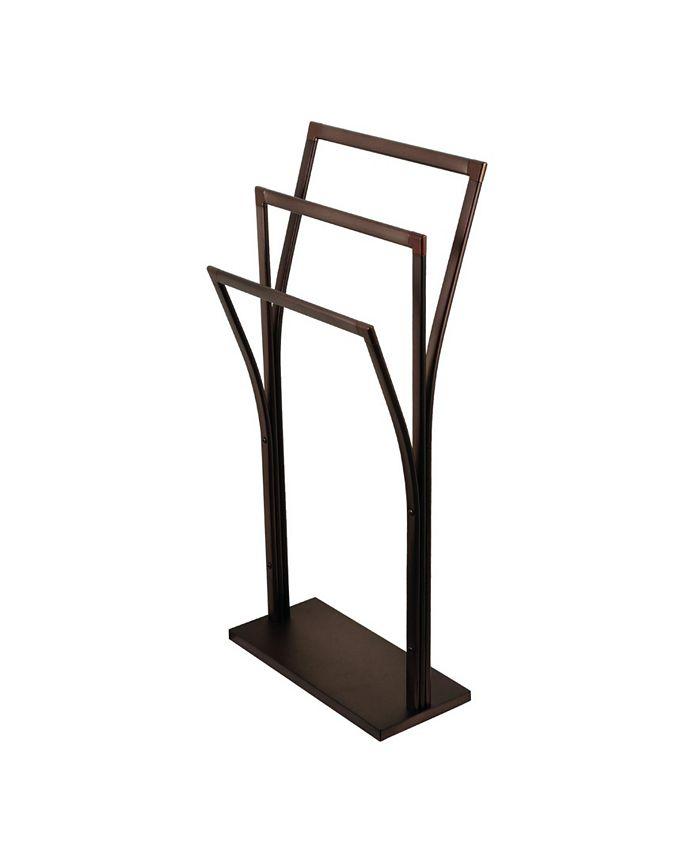 Kingston Brass - Pedestal Y-Style Towel Rack