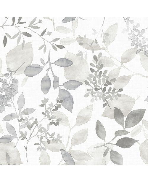 "NuWallpaper 20.5"" x 2592"" Breezy Peel Stick Wallpaper"