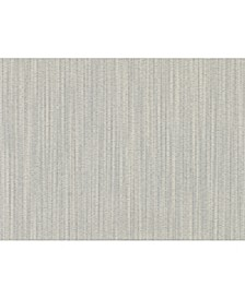 "27"" x 324"" Volantis Textured Stripe Wallpaper"