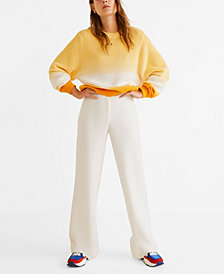 Mango Ombre Cotton Sweater