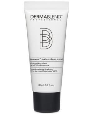 Dermablend Poresaver Matte Makeup Primer, 1-oz.
