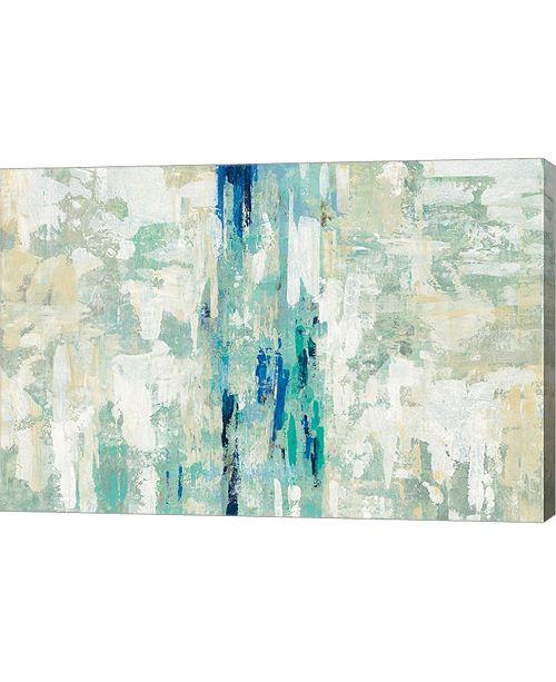 "Metaverse Underwater Reflections by Silvia Vassileva Canvas Art, 30"" x 20"""