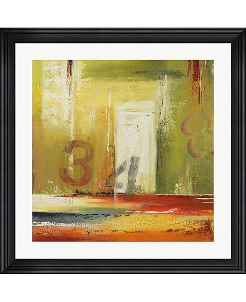 """Metaverse House 34 by Patricia Pinto Framed Art, 32"""" x 32"""""""